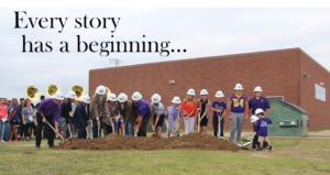 New High School Groundbreaking